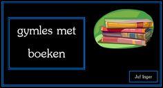 Gymles met boeken - Juf Inger