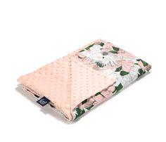 Tavaszi-nyári takaró töltet nélkül - kétoldalas pamut-minky - Lady Peony Baba, Blanket, Blankets, Cover, Comforters