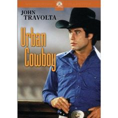 Urban Cowboy (1980) John Travolta stars as a young man from the country who learns about life and love in a Houston bar. John Travolta, Debra Winger, Scott Glenn...17a