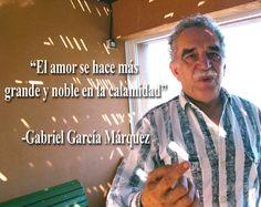 Gabriel García Márquez, premio nobel de literatura, compartió muchísima de su sabiduría con el mundo. Aquí hay 10 de sus citas más famosas.