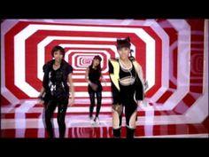 2NE1 - FIRE (Space Ver.) M/V - YouTube