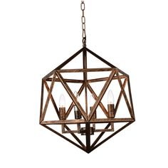 FREE SHIPPING! Shop Wayfair.ca for Crystal World Amazon 4 Light Foyer Pendant - Great Deals on all  products with the best selection to choose from!