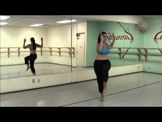 ▶ Standing Obliques for Belly Dance - YouTube