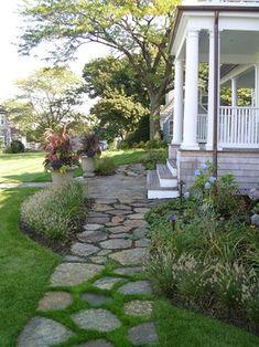 Coastal Knoll - Hingham, MA - traditional - - boston - by Sean Papich Landscape Architecture