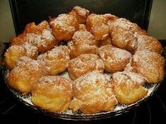 Donut Recipes, My Recipes, Sweet Recipes, Cake Recipes, Vegan Recipes, Dessert Recipes, Cooking Recipes, Portuguese Desserts, Portuguese Recipes