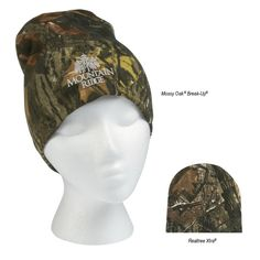 Realtree (TM) and Mossy Oak (R) Camouflage Beanie Camouflage Patterns fc368d75b5de