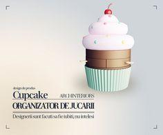 Cupcake furniture