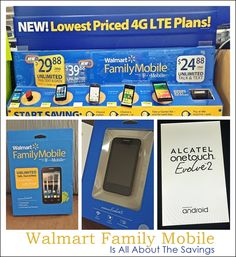 Walmart Family Mobil
