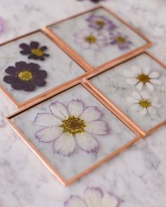Stunning Pressed Flower Art by Karly Murphy Virginia-based artist Karly Murphy prides herself in creating everything by hand with the use of real pressed flowers and plants. DIY and crafts; home decorations diy Dried And Pressed Flowers, Pressed Flower Art, Dried Flowers, How To Dry Flowers, Diy And Crafts, Arts And Crafts, Do It Yourself Inspiration, Deco Floral, Diy Décoration