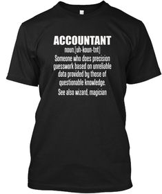 df75225d 13 Best Accountant Definition Shirt images | Definitions, Accounting ...