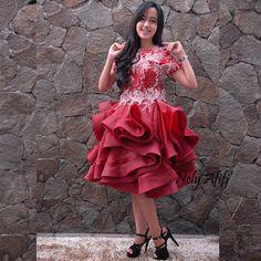 Prom Dress, Batik Fashion, Lace gown, cocktail dress