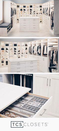 I like the jewerly organizer drawer.