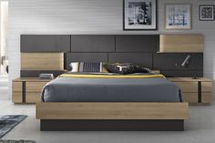 Glicerio Chaves Hornero is a Spanish Furniture Manufacturer specialized in modern bedroom sets for.
