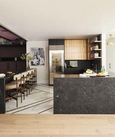 Interior Design Photos, Interior Design Kitchen, Kitchen Trends, Kitchen Ideas, Fireplace Remodel, Boho Kitchen, Bars For Home, Cheap Home Decor, Home Remodeling