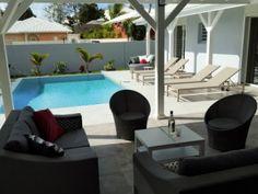 Villa Oceanite Villa Océanite de haut standing dans un quartier résidentiel (Réf:4960 Villa de standing Guadeloupe SaintFrancois)
