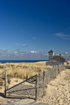 Cape Cod, Massachusetts  (I lived here one summer. Love.)