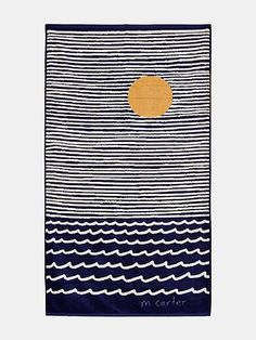 ...this is a really cool beach towel.