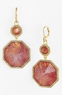 crystal drop earrings http://rstyle.me/n/u3gv5r9te