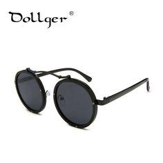 $9.74 (Buy here: https://alitems.com/g/1e8d114494ebda23ff8b16525dc3e8/?i=5&ulp=https%3A%2F%2Fwww.aliexpress.com%2Fitem%2FDollger-2017-Women-Twins-Round-Sunglasses-Brand-Designer-Vintage-retro-Style-Men-Matte-Frame-7-Colors%2F32787358654.html ) Dollger 2017 Women Twins Round Sunglasses Brand Designer Vintage retro Style Men Matte Frame 7 Colors Sun Glasses UV400 s1338 for just $9.74