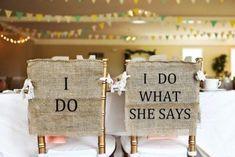 50+ cute wedding signs - Page 11 of 100 - Cute Wedding Ideas