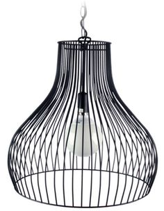 Gabby One Light Pendant by Oriel Lighting. Get it now or find more All Ceiling Lights at Temple & Webster. Wire Pendant Light, Black Pendant Light, Pendant Lighting, Black Pendants, Ceiling Fixtures, Light Fixtures, Ceiling Lights, Stair Lighting, Lighting Ideas