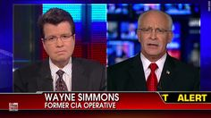Wayne Simmons, a recurring guest on Fox News, claimed to have 27 years of experience with the CIA. The government says he was lying. He was arrested Thursday.