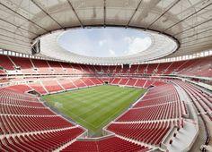 Estádio Nacional Mané Garrincha, Brasilia, 2013 - gmp Architekten