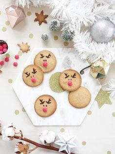 Sablés rennes #christmas