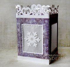 Lampion Decorative Boxes, Scrapbooking, Frame, Cards, Home Decor, Christmas, Author, Paper, Paper Lanterns