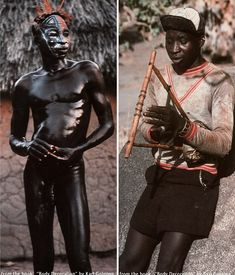 Nuba is a generic name for the group of amalgamated peoples who inhabit the Nuba Mountains of South Kordofan state, in Sudan. African Tribes, African Men, African History, African Beauty, Body Painting Men, Tribal Warrior, Zulu Warrior, Afro, Hot Black Guys