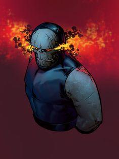 Darkseid by TomRaney.deviantart.com on @DeviantArt