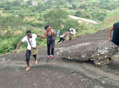 Hiking in Ushafa Village, FCT, Abuja, Nigeria, #JujuFilms