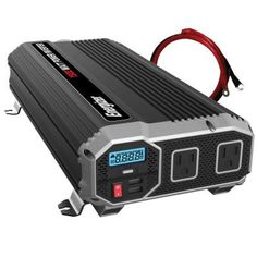 """""""Features & Benefits"""" ENERGIZER 2000 Watt Power Inverter, Dual AC Outlets, Automotive Back Up Power Supply Car Inverter,Converts 120 Volt AC with 2 USB ports Each *** To view further for this item, visit the image link. Electronic Recycling, Ac Power, Big Data, Outlets, Car Ins, Home Depot, Coaching, Usb, Power Tools"""