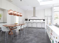 If you ever think about epoxy flooring installation, you're probably envisioning an auto shop floor or a commercial kitchen. What you're probably not thinking of is a decorative interior floor in a home kitchen, a bathroom, a stylish finished basement, or even a living room. But considering that epoxy flooring not only dries hard, seamless, …