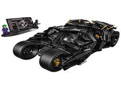 Lego Tumbler from the Batman™ The Dark Knight Trilogy!