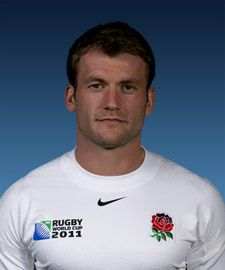 Mark Cueto - Rugby Union Footballer.2005.