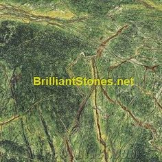 Rainforest Green Marble, India Green Marble Slabs & Tiles