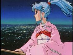 Retro Aesthetic, Aesthetic Anime, Yu Yu Hakusho Anime, Blue Anime, Sailor Moon Wallpaper, Anime Hair, Sad Anime, Best Waifu, Sakura Haruno