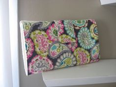 Changing Pad in Roco Paisley from My Freckles Shop