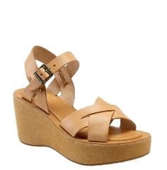 """""""Buffalo"""" sandals... My first """"heels"""".  I was in 6th grade, and I remember the sales girl talking my mom into my being old enough for them.  All the girls had them!"""