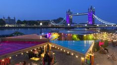 London Bridge City Summer Festival - London Riviera ® Olivia Rutherford