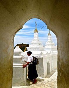Hsinbyume Paya, Myanmar