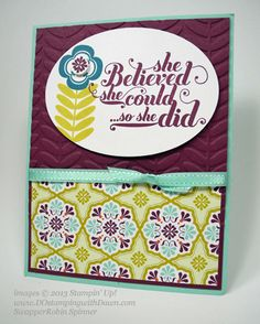 Stampin Up!, swaps, sale-a-bration, SAB, Madison Avenue, Robin by dostamping.typepad.com