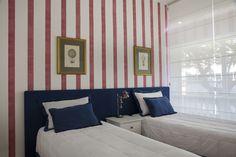 Leblon, RJ - Arquitetas Roberta Moura, Paula Faria e Luciana Mambrini  #apartamento #alugado