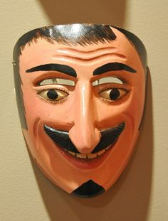 Mexican Mask Michoacan