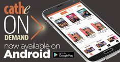 Announcing Our New Cathe Android OnDemand App! Google Play, Ios, Android, Apple, Workout, Fitness, Gymnastics, Work Outs, Rogue Fitness