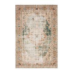 Babar 6'10x10'1 Cream | nuLOOM overdyed wool rugs