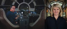 New promotions at Industrial Light & Magic with Rob Bredow and Gretchen Libby Industrial Home Offices, Industrial House, Industrial Lighting, Industrial Chic, Promotion, Magic, Interior Design, Congratulations, Studios