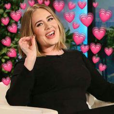 Adele Meme, Adele Wallpaper, Adele Instagram, Sara Rue, Adele Photos, Adele 25, Adele Adkins, Katy Perry, Pretty Woman