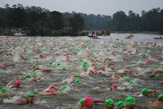 Photos: Age Groupers Of Ironman Texas